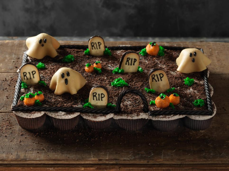 halloween baking ideas cupcakes