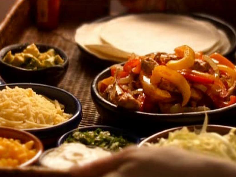 Chicken Fajitas Recipe Nigella Lawson Food Network