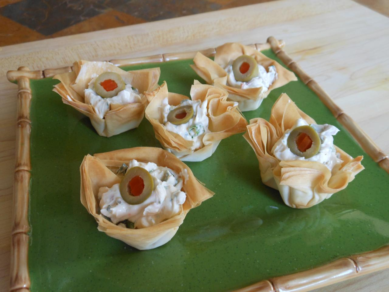 Phyllo Dough Appetizers Food Network