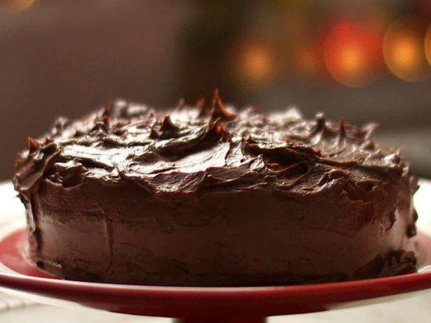Home Made Devils Food Cake Recipe