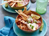 Jane Fox's Famous Tortilla Soup