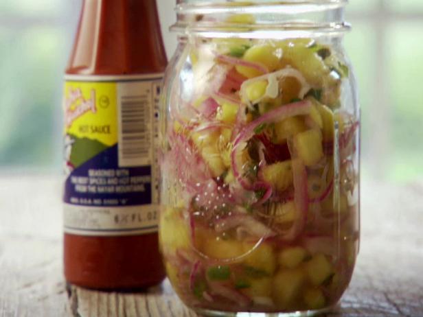 Pickled pineapple salsa recipe marcela valladolid food network pickled pineapple salsa forumfinder Images