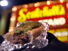 Pizza is usually a special thing in Chicago, but at Scatchell's, a fixture in Cicero opened by Stubby and Eddie Scatchell in 1953, you come for the Italian beef sandwiches. The beef is sliced paper-thin and topped with crunchy homemade giardinera hot peppers.
