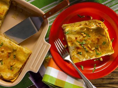 Seven Layer Lasagna Recipe Amanda Freitag Food Network