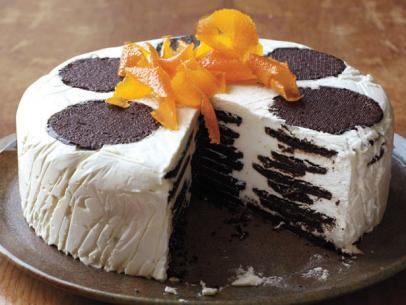Lemon Icebox Cake Food Network