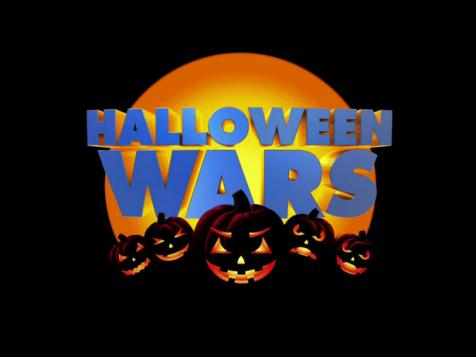 "Frights and Bragging Rights at ""Stake"" on Halloween Wars"