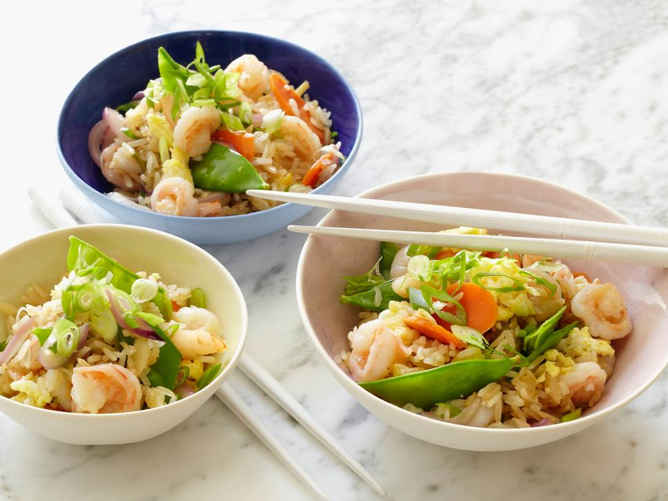 Healthy chinese recipes food network global flavors weeknight cauliflower fried rice forumfinder Images