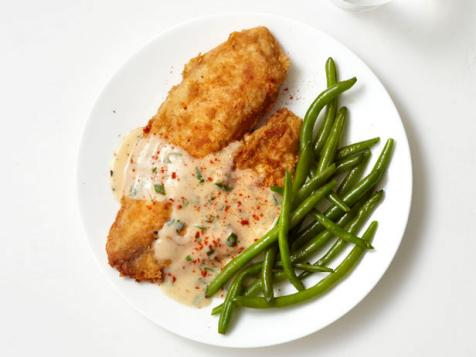 Chicken-Fried Fish