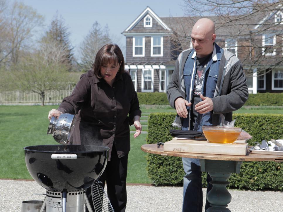 garten grill, cooking with friends: in the kitchen with ina garten | barefoot, Design ideen