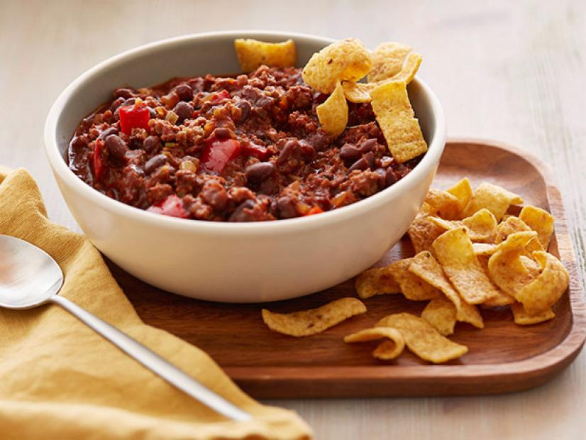 Spicy Beef Chili Recipe Food Network Kitchen Food Network