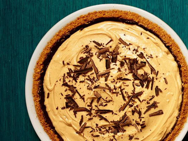 Peanut Butter-Chocolate Pie