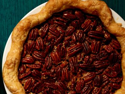 Alton Brown's Pecan Pie Recipe | MyRecipes