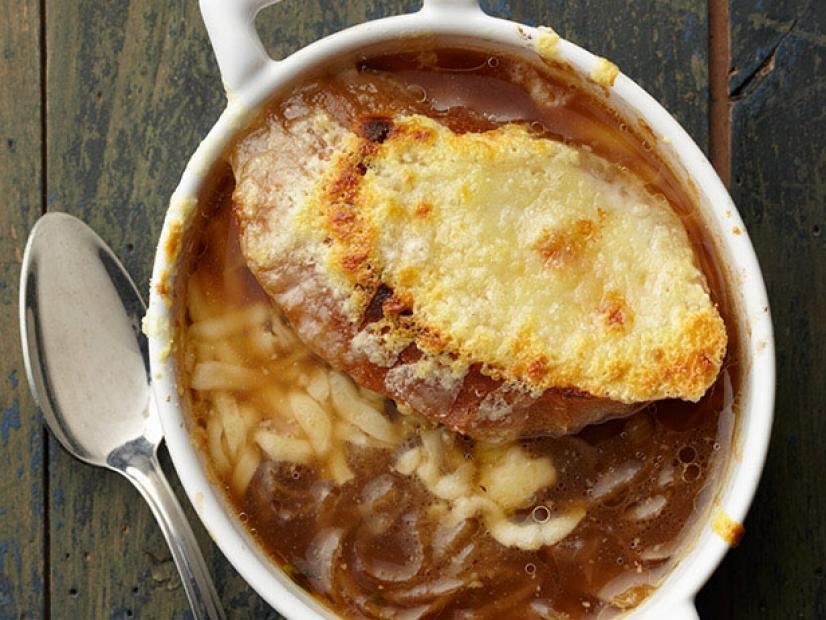 Country Kitchen French Onion Soup french onion soup recipe | melissa d'arabian | food network