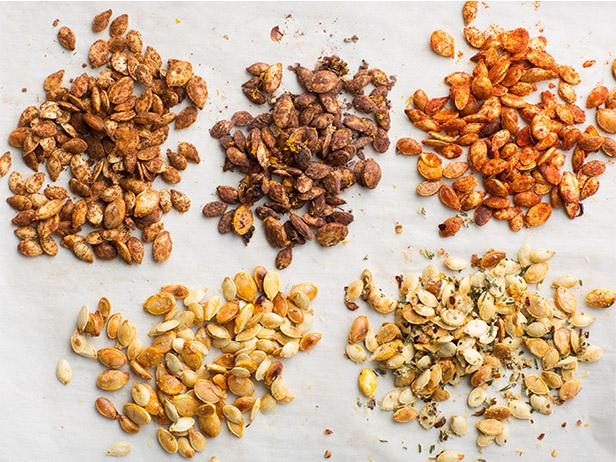 Pumpkin Seeds 5 Ways