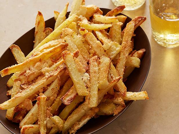 Crispy Home Fries Food Network