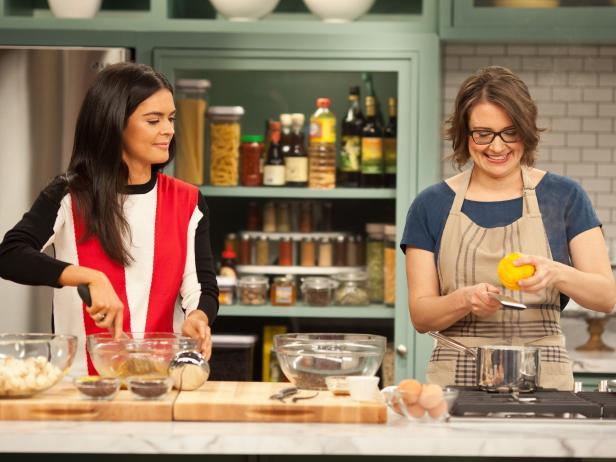 Food Network The Kitchen Cookbook Club