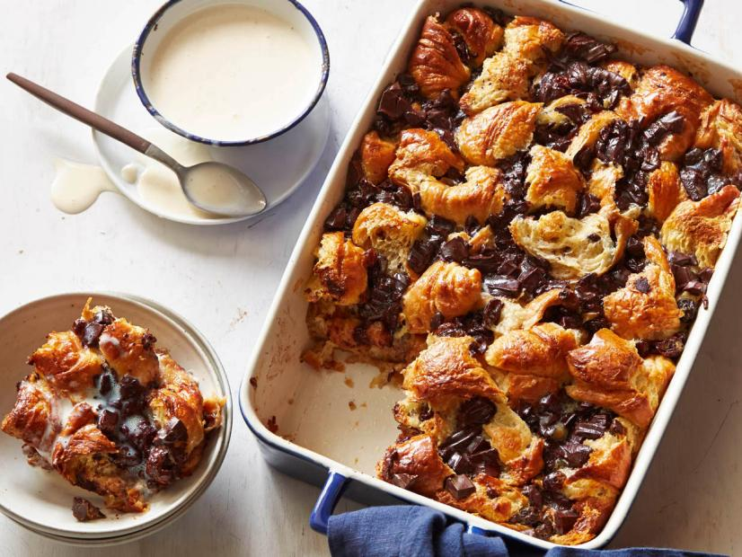 Easy bread pudding bourbon sauce