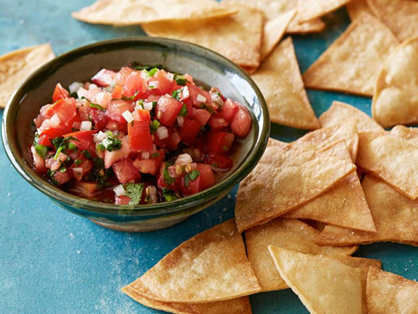 salsa and chips recipe food network kitchen food network
