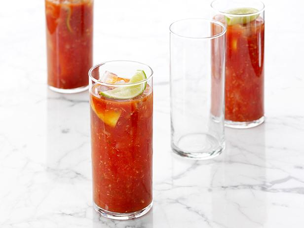 Bobby's Spicy Citrus Bloody Mary