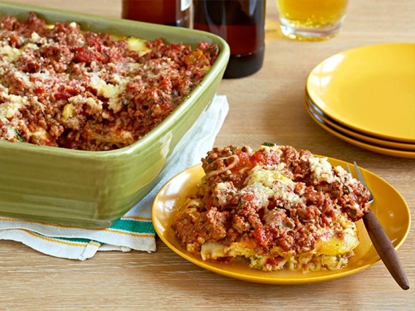 Lasagna recipe ree drummond food network watch forumfinder Image collections