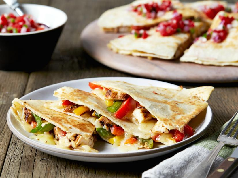 Chicken Quesadillas Recipe Ree Drummond Food Network