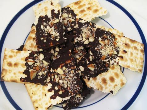 Make Your Own Chocolate-Covered Matzo