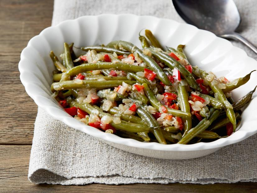 The Best Green Beans Ever Recipe Ree Drummond Food Network