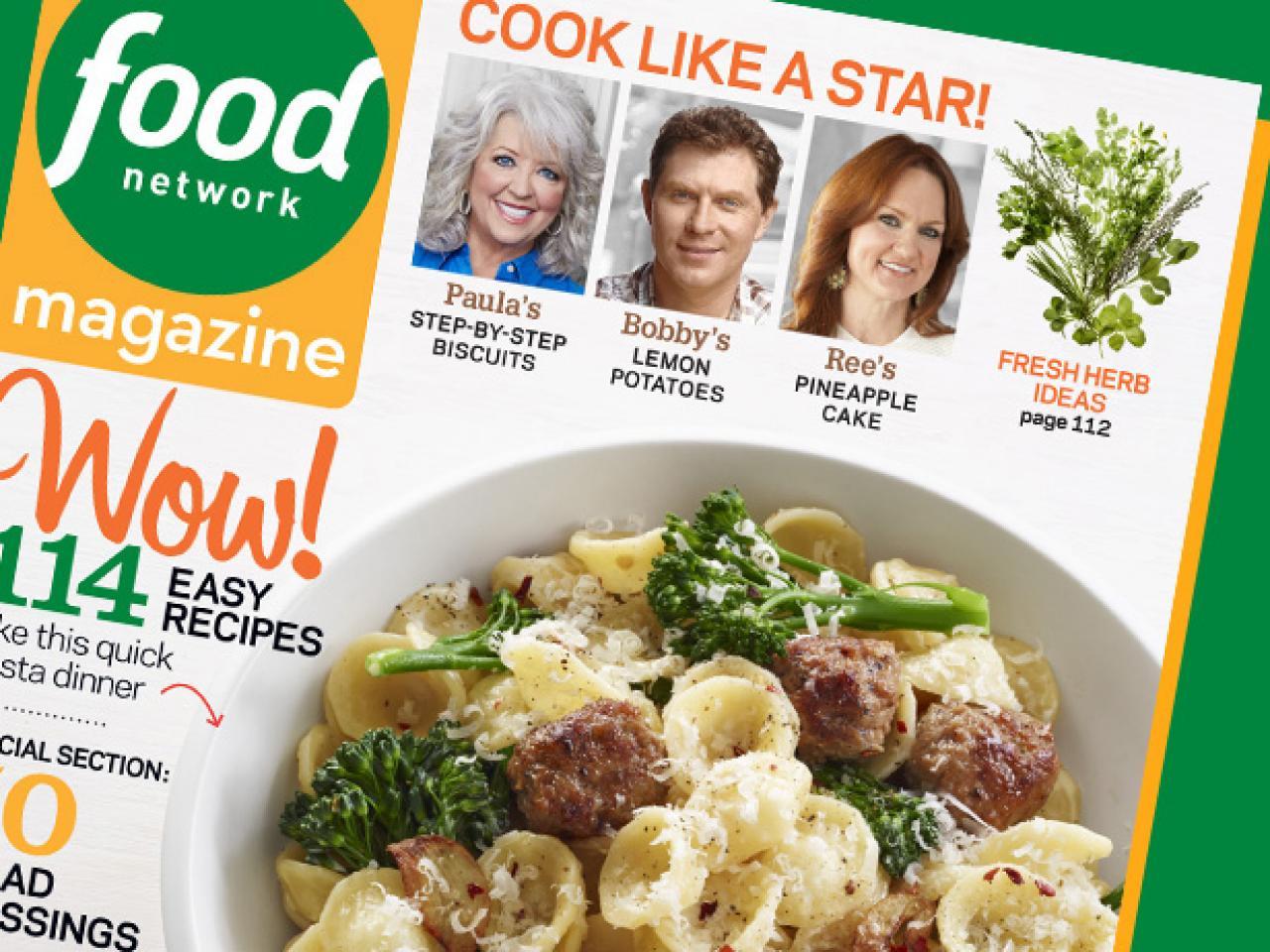 Food network magazine april 2013 recipe index recipes and cooking food network magazine april 2013 recipe index forumfinder Images