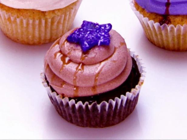 Caramel Apple Cupcakes Food Network