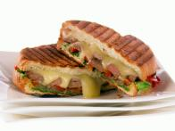 Rib Eye Steak Panini