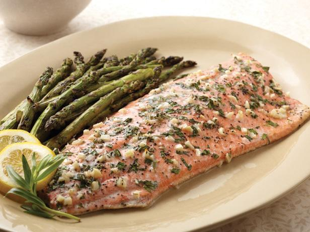 Salmon Honey Garlic Recipe Food Network