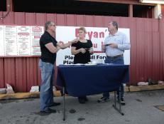 Find out how Bryan's Smokehouse is doing after their Restaurant: Impossible renovation with Food Network's Robert Irvine.