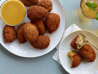 Chicken Croquettes Recipe Food Network