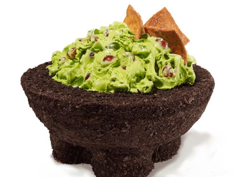 Guacamole cake recipe food network kitchen food network forumfinder Choice Image