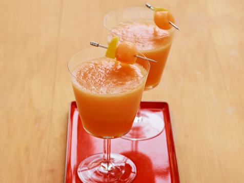 Old-School Melon Cocktails