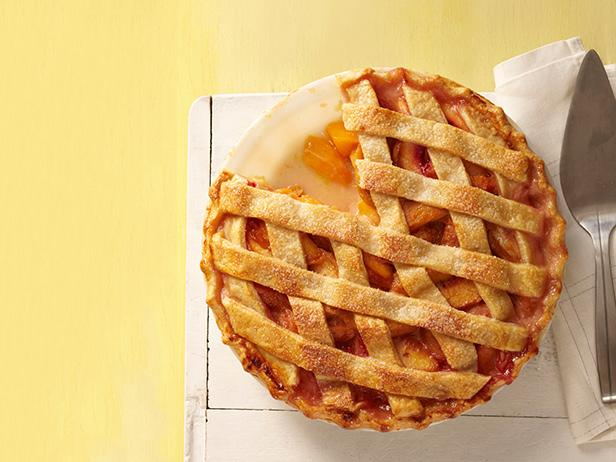 Country Peach Pie
