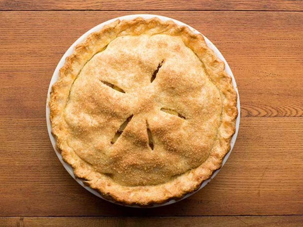 Best ever apple pie recipes food network recipes dinners and apple and dried fruit lattice pie forumfinder Image collections