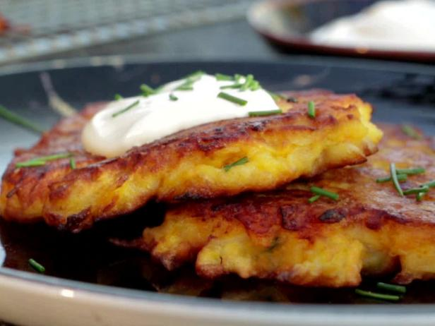 Recipe For Potato Latkes From Food Network