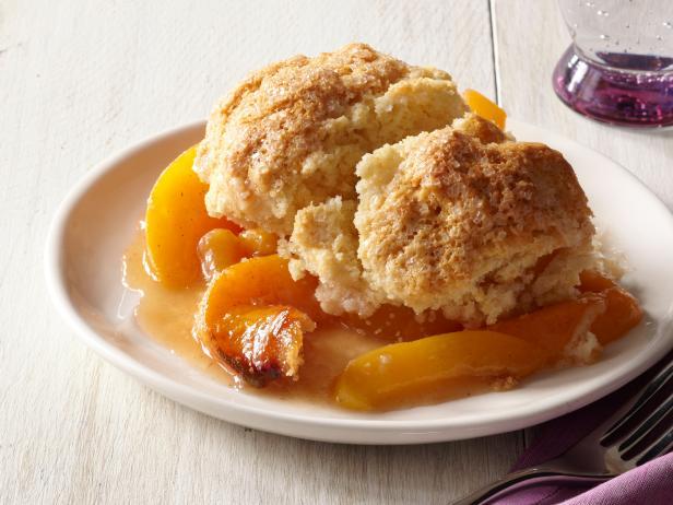 Food Network Peach Cobbler The Kitchen