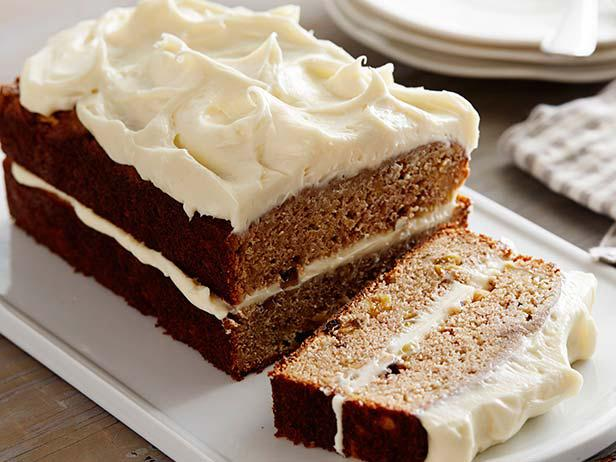 Apple Spice Cake With Cream Cheese Icing Recipe Anne