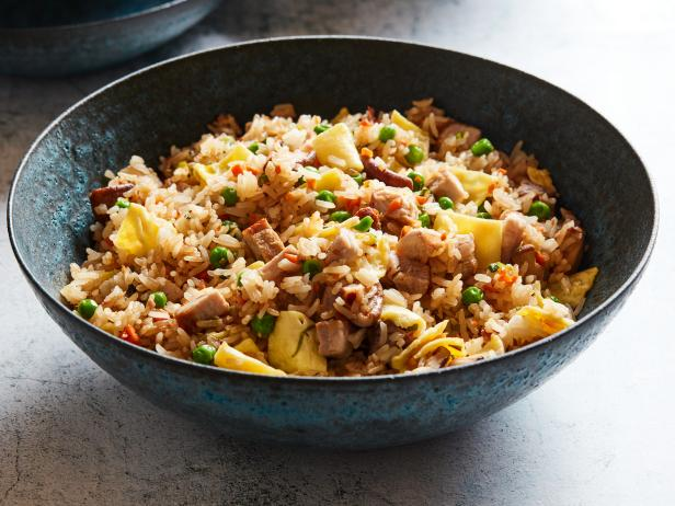 Fried rice recipe food network kitchen food network fried rice forumfinder Images