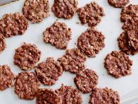 "No-Bake ""Cow Pile"" Cookies"