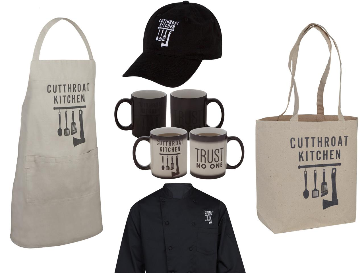 Enter to Win a Signature Piece of Cutthroat Kitchen Fan Gear | FN ...