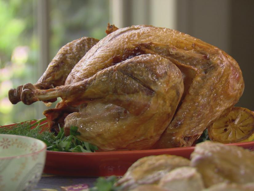 Turkey Injected With Ranch Dressing Recipe Trisha Yearwood