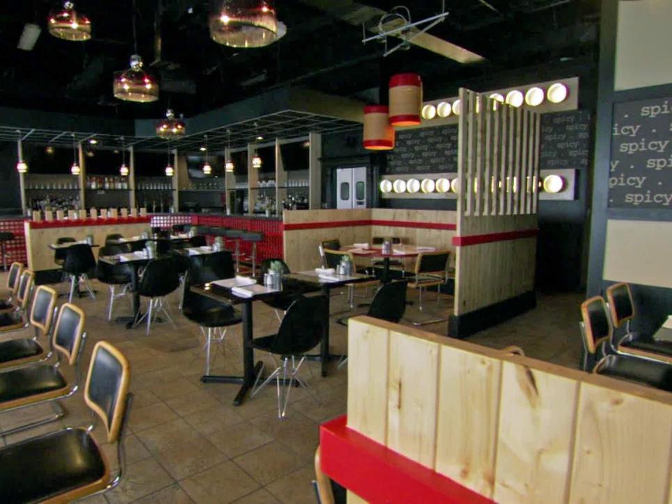 Restaurant impossible interior designer