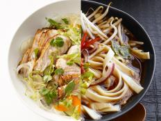 Food Network Magazine wants to know which side you're on. Vote in the poll below and tell FN Dish which kind of Asian noodle dishes you like more: hot or cold.