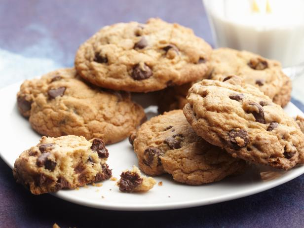 Go-To Chocolate Chip Cookies