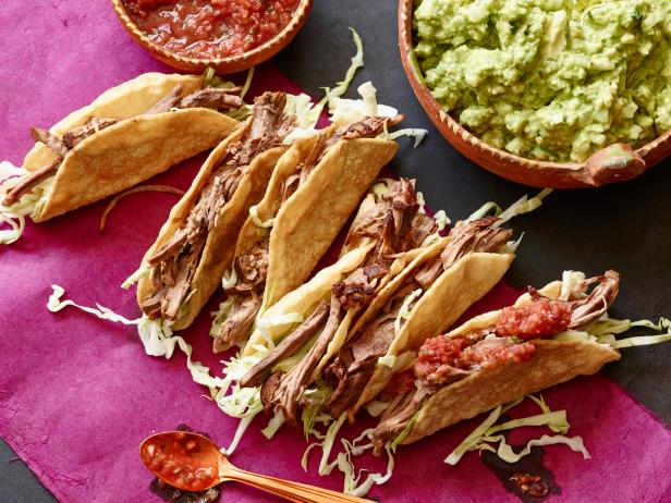 Mexican pot roast tacos recipe tyler florence food network mexican pot roast tacos forumfinder Choice Image