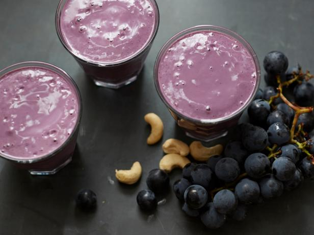 Concord Grape Smoothie