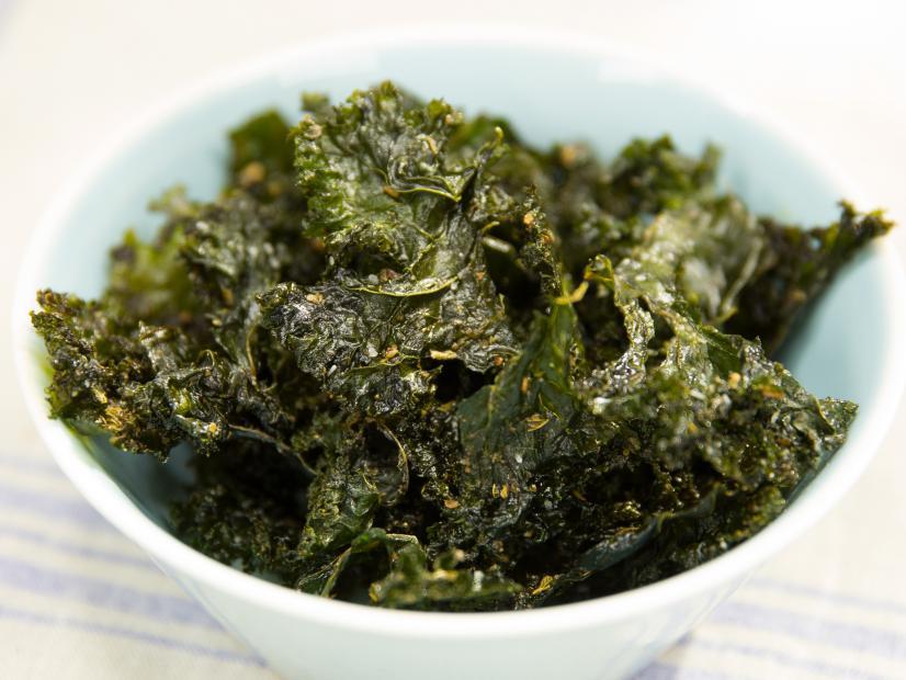 Kale Chips Recipe Oven Giada Kale Chips Recip...